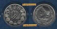 Médaille - Ecu Europa - 1992 - 41 mm 31 Grammes Sous capsule