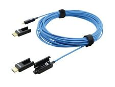 Kramer CP-AOCH/XL-50 Fiber Optic High-Speed Pluggable HDMI Cable - 50ft