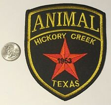 Hickory Creek Texas Animal Control Services Patch Tx SPCA