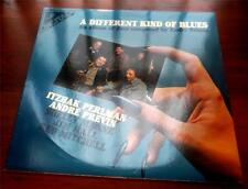 Itzhak Perlman  Shelly Manne  Previn   A Different Kind Of Blues 1980  Angel  NM