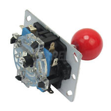 Red Ball 8 Way Joystick Replacement Fighting Stick DIY Parts for Game Arcade