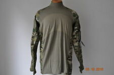 MASSIF US MILITARY ARMY ISSUE COMBAT SHIRT MULTI-CAM MEDIUM NEW W/TAGS