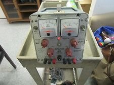 Power Designs Model: TW5005 Twin Power Supply.  Tested Good