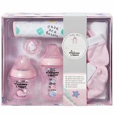Tommee Tippee Closer to Nature Gift Pack - Girl (Pink)