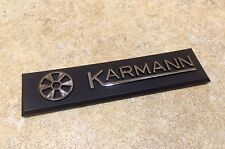 Mk1 Golf Cabriolet Karmann Badge 155853901 Sportline Rivage Clipper GTI