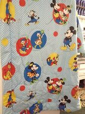 Mickey Mouse Twin sized comforter