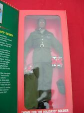 GI JOE 1996 HOME FOR THE HOLIDAYS SOLDIER LIMITED EDITION UNOPENED NIB BY HASBRO
