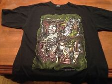 Skinny Puppy T-shirt - rare vintage - great condition