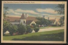 Postcard KNOXVILLE Tennessee/TN  Cherokee Country Golf Country Club House 1930's
