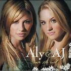 Aly & AJ - Into the Rush (CD, Aug-2005, Hollywood)