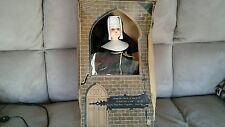 "Vintage 1954 D&D Mfg Co Catholic Nun Doll Holding Cross 12"" WITH original Box"