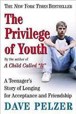 The Privilege Of Youth by Dave Pelzer (2005, Paperback, Reprint)