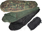 -55 Below USGI 4pc Modular Sleep System MSS Woodland Camo Sleeping Bag Very Good