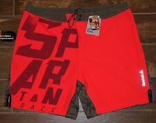 NEW TAGS Men's Reebok Spartan Race Speed Board Athletic Workout Shorts XL