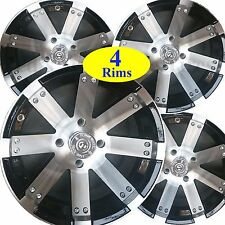 "4) 14"" ATV RIMs WHEELs CAN-AM Defender Commander 14x7 4/136 4/137 IRS Type 158"