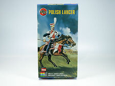 1/32 Airfix 54mm Polish Lancer - Sealed - 02553 Horseman Mounted Figure & Horse