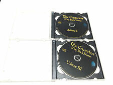 The Crusaders Way Back Home Vol 1 and Vol 3 Joblot of 2 CDs