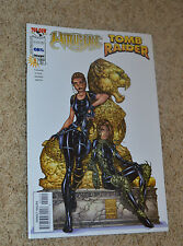 Witchblade Tomb Raider #1 comic - Top Cow/Image Comics