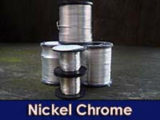 14 SWG Nichrome - Nickel Chrome  Wire 2mm diameter 125grams  RESISTANCE WIRE