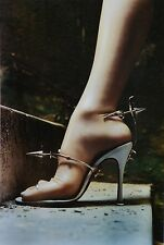 Helmut Newton Sumo Photo XXL Shoe High Heel Tristan Webber 1999 Fashion D&G 1998