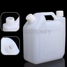 1 Litre 2-Stroke Oil Petrol Fuel Mixing Bottle Tank For Chainsaw Trimmers 1:25
