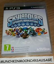 Skylanders Spyro Adventure Game sólo PAL Sony PlayStation 3 PS3 Nuevo No Sellado