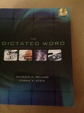The Dictated Word by Patricia Ireland and Carrie Stein (2009, Paperback)