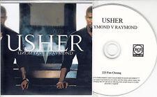 USHER Raymond v Raymond 2010 UK 14-track watermarked & numbered promo test CD