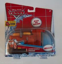 DISNEY - PIXAR - CARS 2 - HYDRO WHEELS - FRANK - DELUXE - RACE ON WATER - BNIP!!