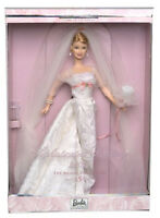 Sophisticated Wedding Bride Barbie Doll 2002 Third/Series Collector Edition NRFB