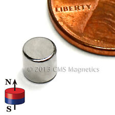 "Neodymium Disk Magnets N42 3/16"" x 3/16"" NdFeB Rare Earth Magnets Lot 500"