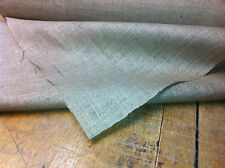 """5 metre roll - 72"""" wide 10oz hessian * burlap fabric. Upholstery & crafts use"""