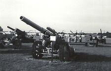 WWII German Captured Artillery- APG MD- Cannon- AA Gun- ATG- 1950s- #8