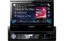 "Pioneer AVH-X7800BT Single DIN DVD Receiver w/ 7"" Flip out Display AVHX7800BT"