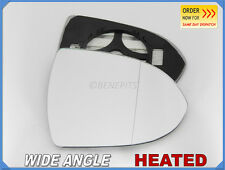 Wing Mirror Glass KIA SPORTAGE 2010-2016 Wide Angle HEATED Right Side #JK028