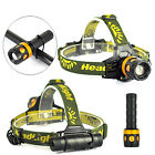 2000lm XML T6 LED Zoomable Headlamp Torch Flashlight Rechargeable Bicycle Light