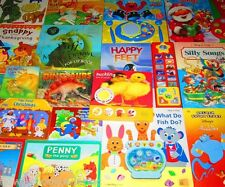 Children's/Kids Mixed POP-UP & PLAY A SOUND Book Lot FREE SHIPPING