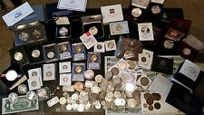 GOLD * SILVER * RARE KEY DATES * REAL COIN LOT LIQUIDATION