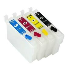 Empty Refillable Cartridge For Epson Workforce 60/545/635/645/840/845 T127