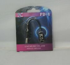 Eno PD-1 External Battery Clip Adapter for 9V Guitar Effects. New and sealed.