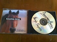 Anonymous Horses CD Welcome To The Neigh!borhood/The Time Draws Neigh WEIRD odd