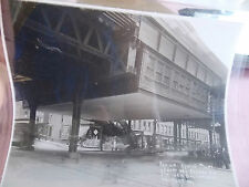 ORIG 1914 Photo 2 Av & E 42 St NYC New York City El Subway