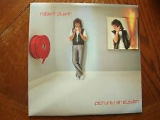 ROBERT PLANT PICTURES AT ELEVEN 1982 SWAN SONG NEAR MINT VINYL LED ZEPPELIN