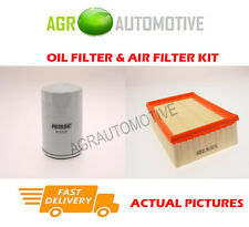 DIESEL SERVICE KIT OIL AIR FILTER FOR FORD ESCORT 75 1.8 60 BHP 1994-00
