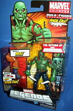 The Return of MARVEL LEGENDS BAF ARNIM ZOLA series DRAX NIB