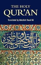 Wordsworth Collection: The Holy Qur'an by Abdullah Yusuf Ali (2000, Paperback)