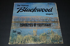 The Famous Blackwood Singers~Favorites of Yesterday~San Don~Xian~Christian