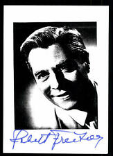 Robert Freitag Original Signiert ## BC 46466