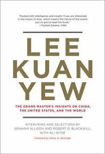 Lee Kuan Yew: The Grand Master's Insights on China, the United States, and the
