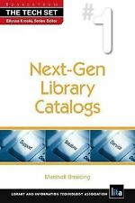 Next Gen Library Catalogs (The Tech SetÂÃÃ